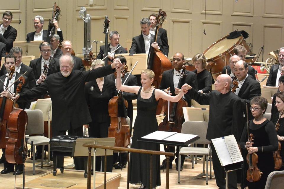 Augusta Read Thomas - Composer: Viola Concerto #2 (2013)