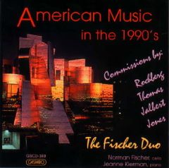 American Music in the 1990s