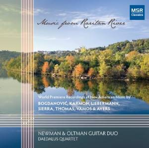 Music from Raritan River: World Premiere Recordings of New American Music for Guitar Duo